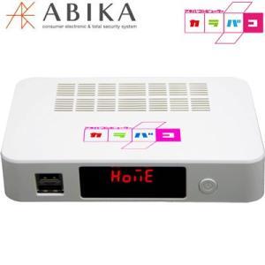 【即納】正規品 カラバコ HDMIレコーダー ABC-EN2 アキバコンピューターシリーズ第2弾 地デジダブルチューナー搭載 多機能メディアプレイヤー アビカ