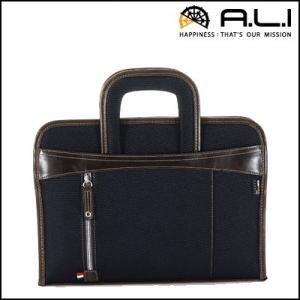 A.L.I アジア・ラゲージ バック ビジネスカジュアル CORDURA コーデュラシリーズ AG-1514-BK ブラック|pc-akindo