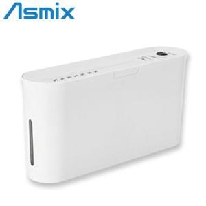 アスカ Asmix 電動 A4対応 マイクロカット シュレッダー 家庭用 卓上 コンパクト B05W...