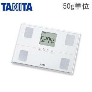 タニタ 体組成計 50g単位 登録人数5人まで BC-315-WH パールホワイト