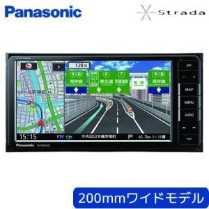 【即納】パナソニック カーナビ SDカーナビ ストラーダ REシリーズ 7V型 地デジ(フルセグ) CN-RE04WD 200mmワイドモデル|pc-akindo