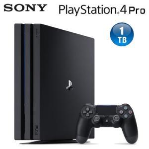 【即納】【新品】プレステ4 Pro 本体 1TB プレイステーション4 プロ ジェット・ブラック CUH-7000BB01 ソニー PS4 Pro|pc-akindo
