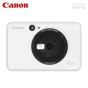 キヤノン インスタントカメラプリンター iNSPiC CV-123-WH