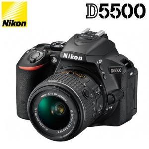 ニコン デジタル一眼レフカメラ D5500 18-55 VR...