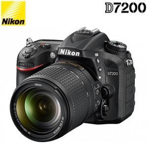 ニコン デジタル一眼レフカメラ D7200 18-140 V...