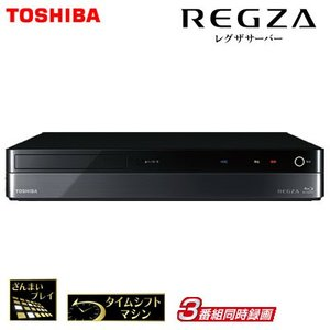 東芝 レグザサーバー タイムシフトマシン 6TB HDD内蔵 ブルーレイディスクレコーダー DBR-M590|pc-akindo