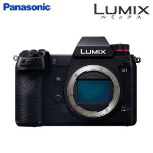 パナソニック フルサイズミラーレス一眼カメラ ルミックス Sシリーズ LUMIX S1R ボディ D...