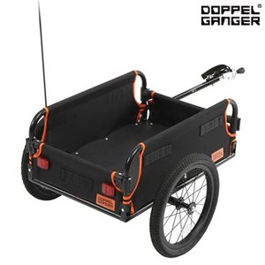 自転車では運べなかった、運べないと思っていた、まさにそんな荷物を簡単安全に運べるよう開発された、簡単...