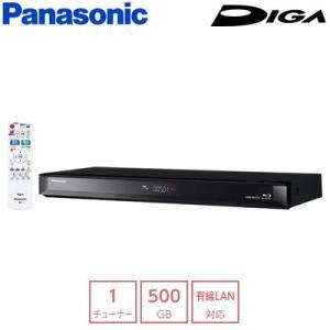 パナソニック ブルーレイディスク レコーダー ディーガ 500GB HDD内蔵 DMR-BRS510