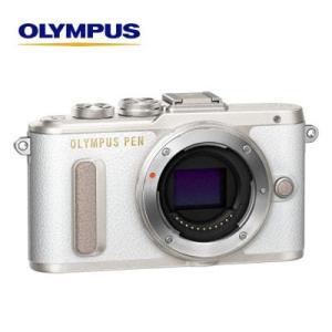 OLYMPUS ミラーレス一眼カメラ PEN E-PL8 ボ...