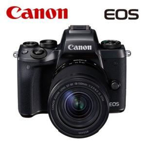 CANON ミラーレスカメラ EOS M5 EF-M18-150 IS STMレンズキット キヤノン...