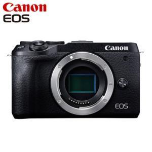 Canon キヤノン ミラーレス一眼カメラ EOS M6 Mark II ボディー EOSM6MK2...