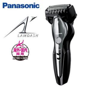 パナソニック メンズシェーバー ラムダッシュ 3枚刃 ES-ST2N-K 黒