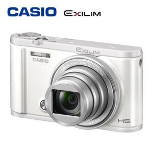 カシオ デジタルカメラ EXILIM ハイスピード デジカメ コンデジ EX-ZR3100WE ホワイト