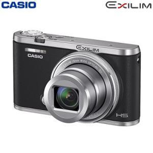 カシオ デジタルカメラ EXILIM ハイスピード 超広角モデル デジカメ コンデジ EX-ZR4000BK ブラック