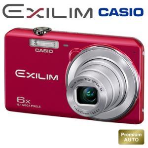 カシオ デジタルカメラ STANDARD EXILIM EX-ZS29 エクシリム デジカメ コンデジ EX-ZS29RD レッド|pc-akindo