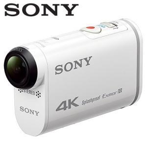ソニー デジタルHD ビデオカメラレコーダー アクションカム 4K対応 FDR-X1000V
