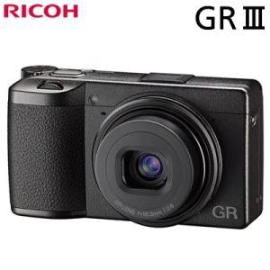 リコー デジタルカメラ RICOH GR III GRシリーズ タッチパネル搭載 ハイエンドコンパク...