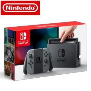 【新品】 任天堂 ニンテンドースイッチ Nintendo Switch 本体 HAC-S-KAAAA Joy-Con (L) / (R) グレー|pc-akindo