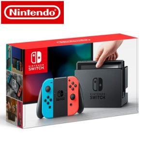 【新品】 任天堂 ニンテンドースイッチ Nintendo Switch 本体 HAC-S-KABAA Joy-Con (L) ネオンブルー/ (R) ネオンレッド|pc-akindo