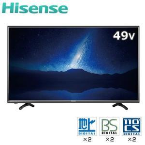 ハイセンス 49V型 LED 液晶テレビ K3121 USBハードディスク録画モデル HJ49K3121