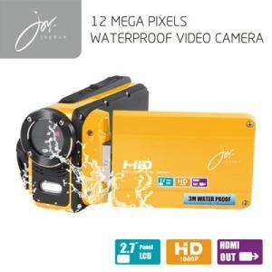 ウォータープルーフビデオカメラ JOY5000N ジョワイユ