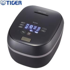 タイガー ご泡火炊き 5.5合炊き 炊飯器 土鍋圧力IH炊飯ジャー 炊きたて JPG-S100-KS シルキーブラック|PCあきんど
