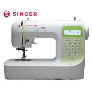 シンガー 家庭用ミシン シンガーミシン JY555DX 文字縫い ステッチ 自動糸通し pc-akindo