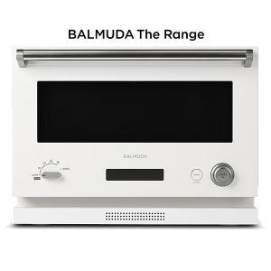 バルミューダ オーブンレンジ BALMUDA The Range K04A-WH ホワイト 18L ...