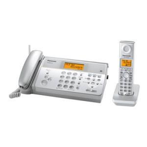 パナソニック デジタルコードレス感熱紙ファックス KX-PW211DL-S (子機1台付き) 相手を確認できるあんしん応答 おたっくす211DL