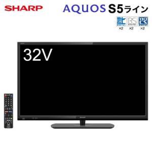 シャープ 32V型 液晶テレビ アクオス S5ラ...の商品画像