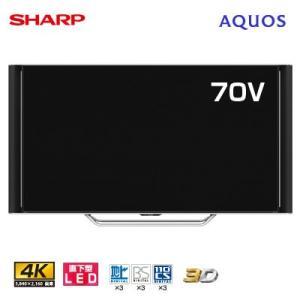 【配送&設置無料】シャープ 70V型 液晶テレビ AQUOS 4K対応 XG35ライン LC-70XG35