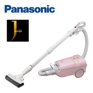 パナソニック 紙パック式掃除機 Jコンセプト MC-JP510G-P ピンクゴールド