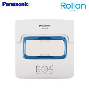 パナソニック 床拭きロボット掃除機 Rollan ローラン MC-RM10-W ホワイト