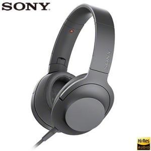 ソニー ステレオヘッドホン h.ear on 2 ハイレゾ対応 密閉ダイナミック型 MDR-H600...