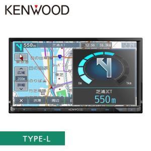 ケンウッド 7V型 SSDカーナビ 彩速ナビ ワンセグ内蔵 MDV-L403W