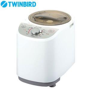 ツインバード コンパクト精米器 精米御膳 1〜4合 MR-E520W ホワイト
