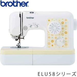 ブラザー 電子ミシン ELU58シリーズ N39-YS pc-akindo