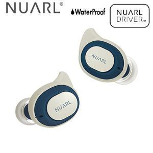NUARL N6 SPORTS ウォータープルーフ トゥルーワイヤレス ステレオイヤホン N6SPO...