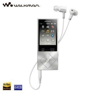 ソニー ウォークマン ポータブルオーディオプレーヤー Aシリーズ NW-A20シリーズ 64GB NW-A27HN-S シルバー
