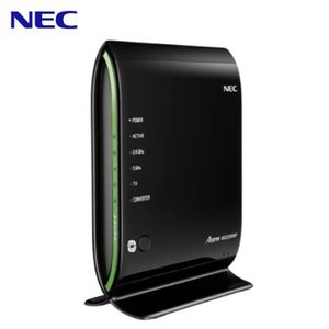 NEC 11ac対応 1733Mbps + 450Mbps 無線LANルーター Wi-Fiルーター Aterm WG2200HP PA-WG2200HP