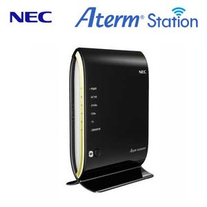 NEC Wi-Fiホームルーター Aterm 無線LAN 11ac対応1733+800Mbps 4ストリーム ハイスピードモデル PA-WG2600HP2