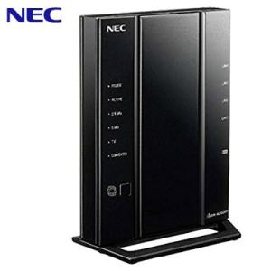 NEC 11ac対応 1733Mbps + 800Mbps 無線LANルーター Wi-Fiルーター ...