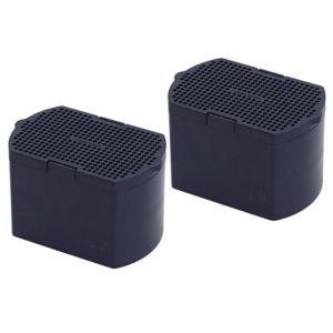 島産業 生ごみ減量乾燥機 パリパリキューブ ライト アルファ用 脱臭フィルター 2個入り PCL-33対応 PCL-33-AC33
