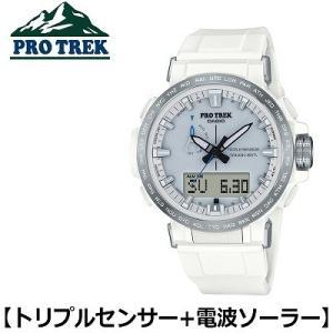 カシオ 腕時計 CASIO PROTREK メンズ PRW-60-7AJF 2018年5月発売モデル...