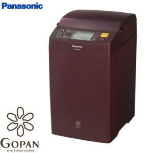 パナソニック GOPAN ライスブレッドクッカー 1斤タイプ SD-RBM1001-T ブラウン