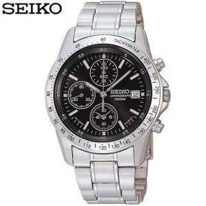正規品 セイコー 腕時計 メンズ SND367PC ブラック SEIKO|pc-akindo