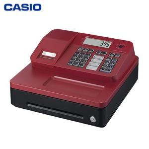 カシオ 電子レジスター Bluetoothレジスター SR-G3-RD レッド 軽減税率対策補助金対象 pc-akindo