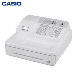 カシオ 電子レジスター Bluetoothレジスター SR-G3-WE ホワイト 軽減税率対策補助金対象 pc-akindo