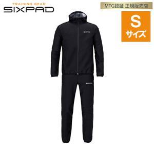 正規品 MTG シックスパッド サウナスーツ Sサイズ SIXPAD Sauna Suit SS-AW00A|PCあきんど